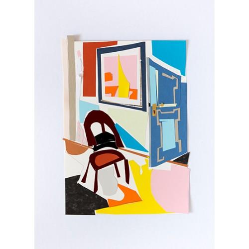 Prälatenflügel mit Stuhl