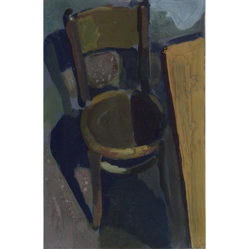 Ohne Titel (Stuhl (Hochformat)