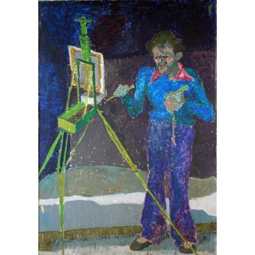 Maler Otto Birg