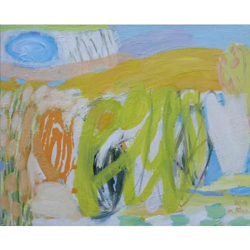 "Bild zu ""Frühling"", 2018-1"