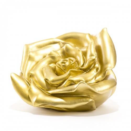 Rose, gold, rot weiß