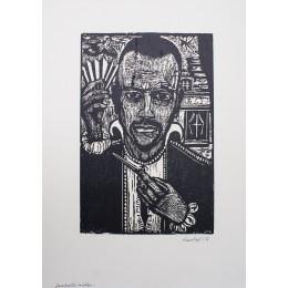 Zauberkünstler (Hommage an Paul Klee, Dube 416
