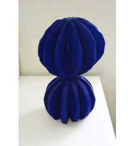 Kaktus blau
