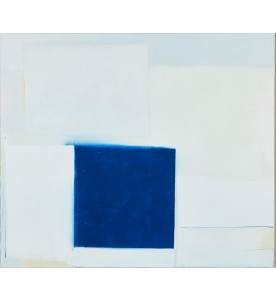 Selbst im Blau